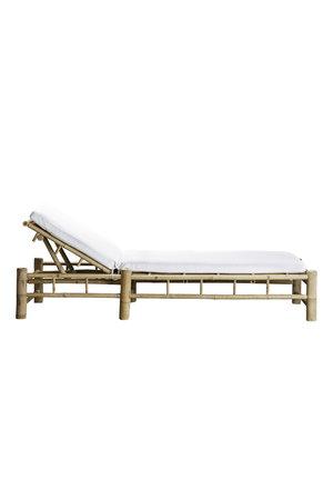 Tine K Home Bamboe ligbed met witte matras