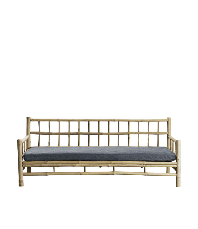 Tine K Home Bamboo lounge sofa with phantom mattress