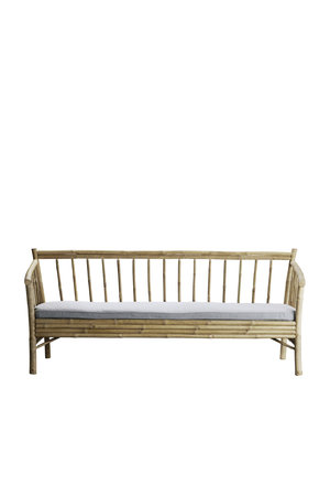 Tine K Home Bamboe new lounge sofa met grijze matras