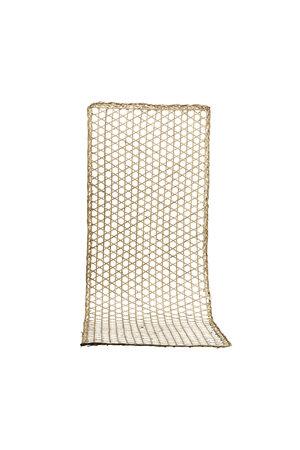 Tine K Home Bamboe muur deco, geweven - naturel