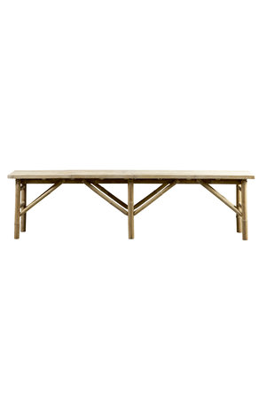Tine K Home Bamboo bench