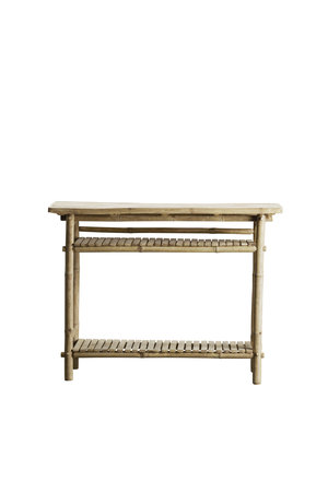 Tine K Home Bamboo console table