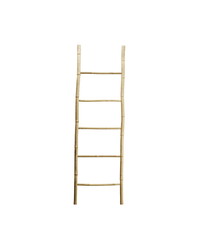 Tine K Home Bamboo deco ladder - natural