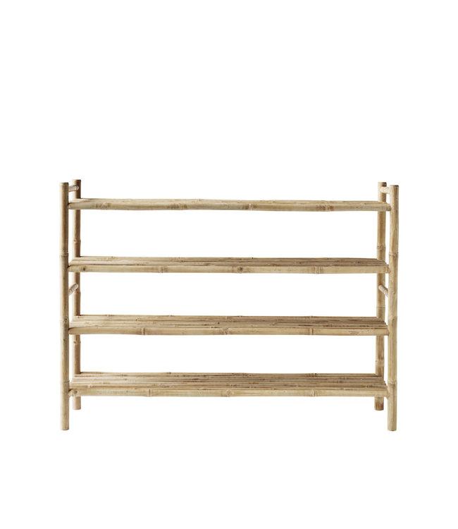 Tine K Home Bamboo shelf - 150cm