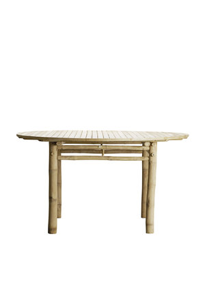 Tine K Home Bamboo dining table round