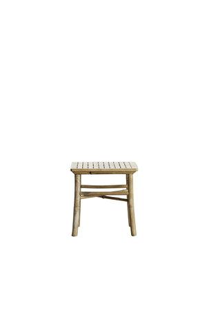 Tine K Home Bamboo lounge table 45x45