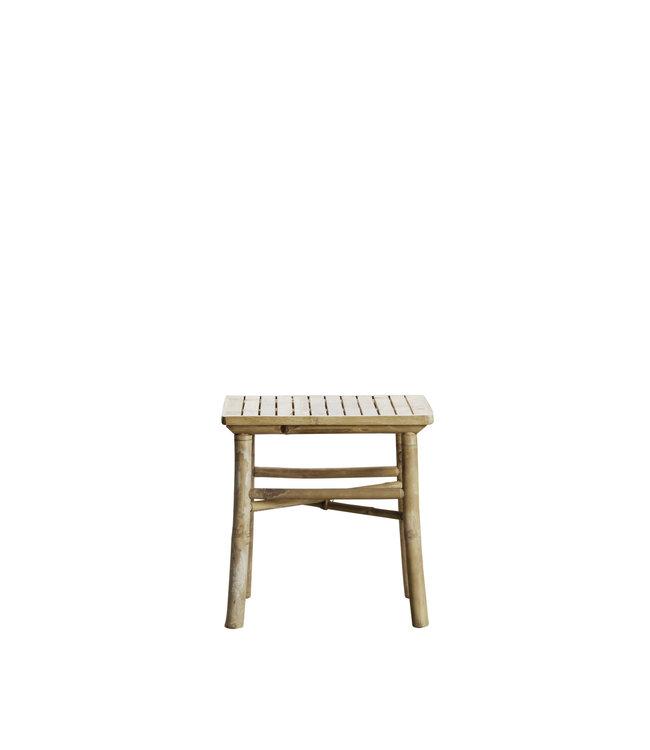 Bamboe lounge tafeltje