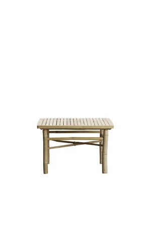 Tine K Home Bamboe lounge tafel  70x70
