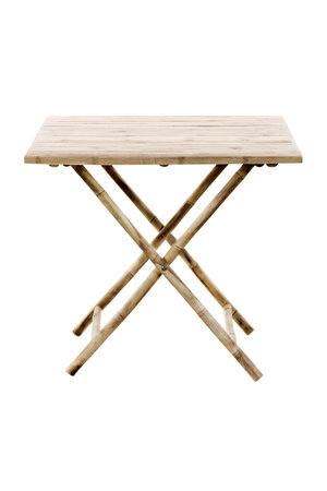Tine K Home Bamboo folding table - natural