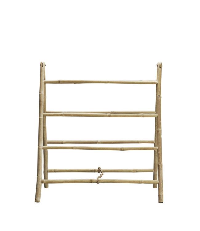 Tine K Home Bamboe handdoek rek - naturel