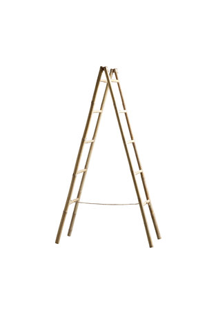 Tine K Home Bamboo ladder - for deco - natural