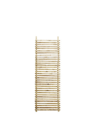 Tine K Home Bamboo wall hanger deco - natural