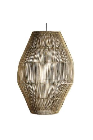 Tine K Home Hanging lamp shade in rattan ' hangdome xxl'