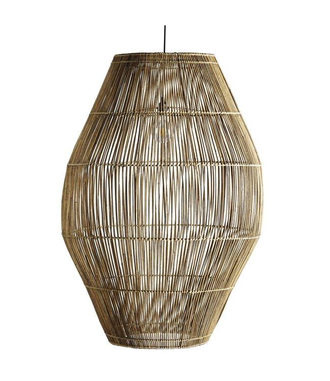 Rotan hanglamp 'hangdome xxl'