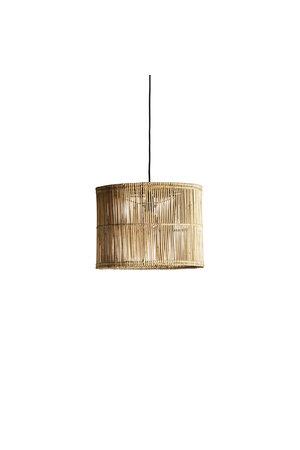 Tine K Home Rotan hanglamp 'hangstraight'