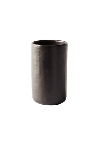 Tine K Home Terracotta beker - zwart