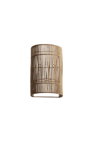 Tine K Home Rotan wandlamp