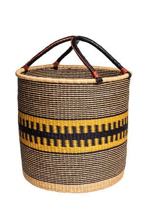 Bolga laundry basket