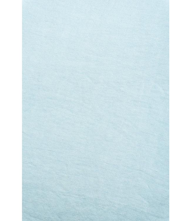 Pillow case linen - pale blue