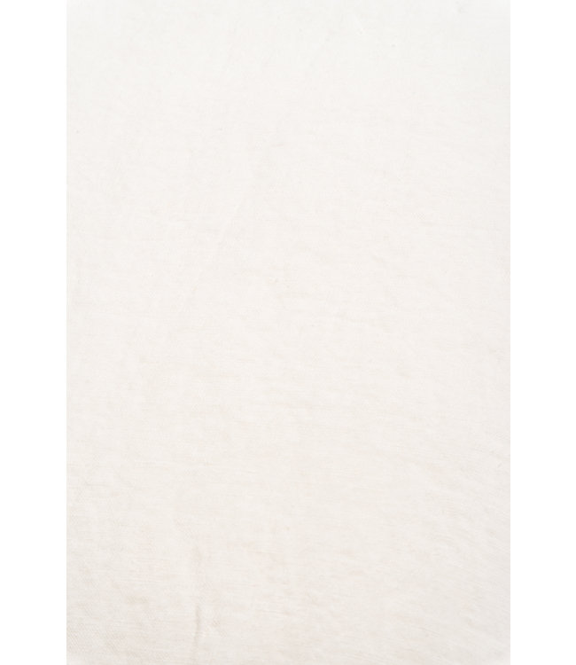Linge Particulier Pillow case linen - off white