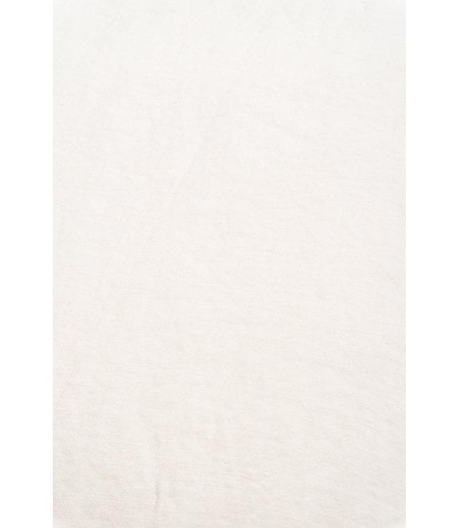 Pillow case linen - off white