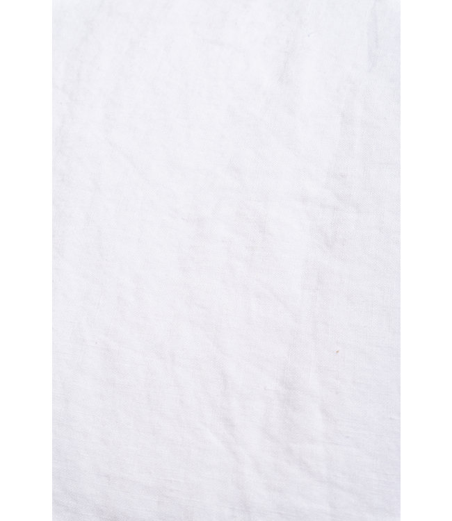 Pillow case linen - optic white