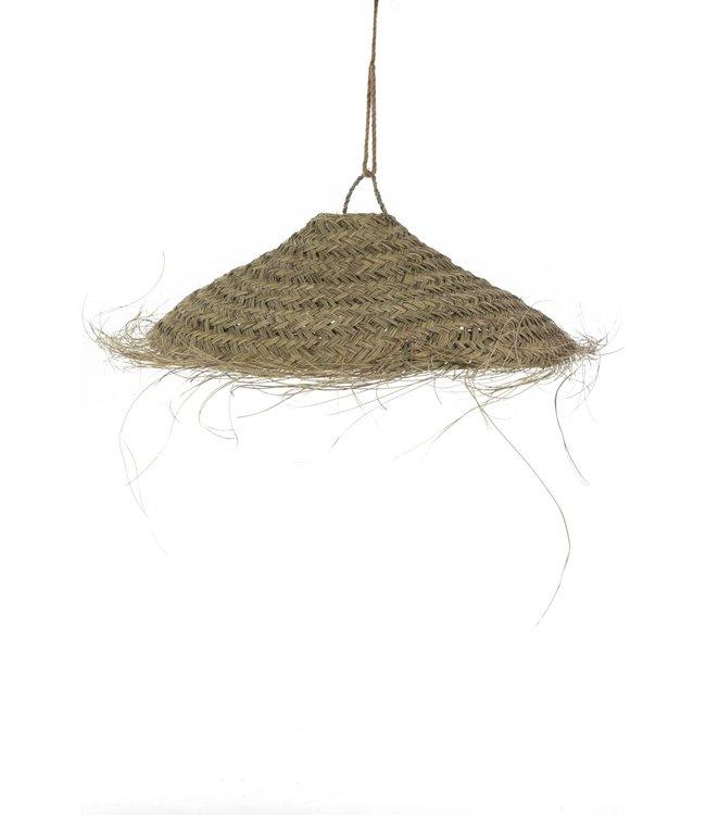 Parasol hanglamp zeegras