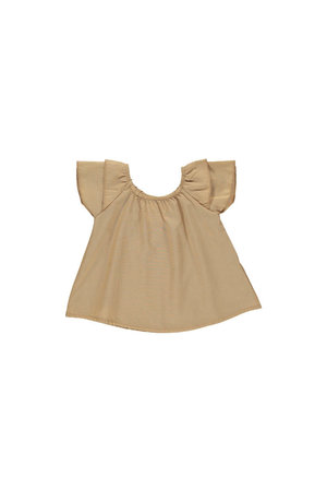 GRO Baby dress 'Louise' - caramel