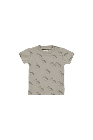 GRO Baby T-shirt 'Norr' - grey