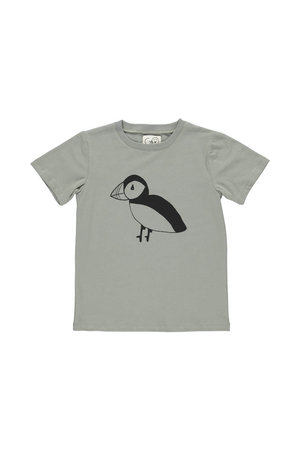 GRO T-shirt 'Norr' - seagrass
