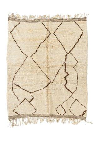 Couleur Locale Vintage Beni Ouarain #52 - 230x185cm