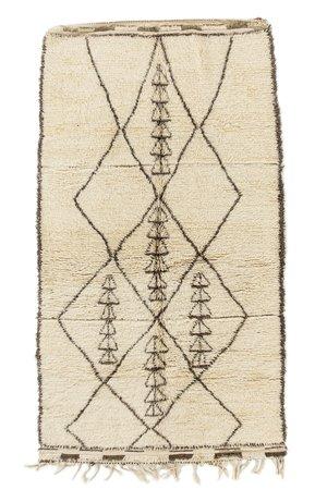 Couleur Locale Vintage Beni Ouarain #51 - 255x185cm