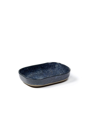 Merci for Serax Merci deep plate no. 7 M blue / gray
