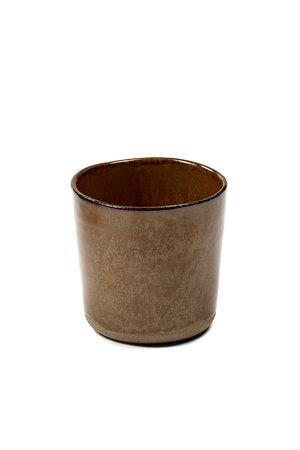 Merci for Serax Cup Merci no. 9 ocher / brown