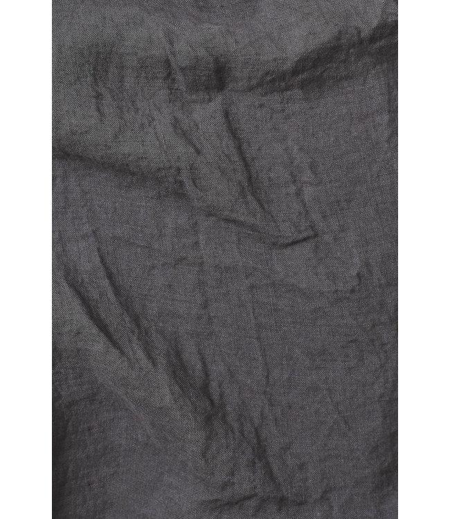 Linge Particulier Pillow case linen - storm grey