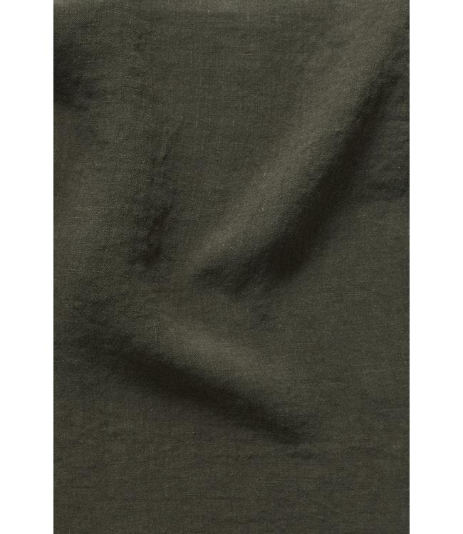 Pillow case linen - kaki