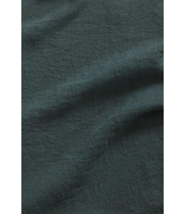 Japanese apron linen - adult cedar