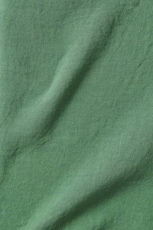 Linge Particulier Kussensloop linnen - emerald green