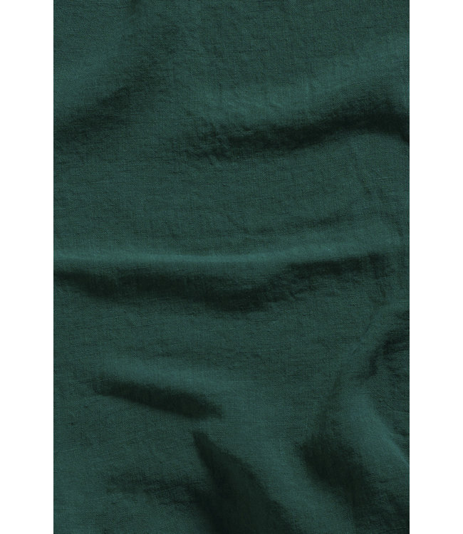 Pillow case linen - vintage green