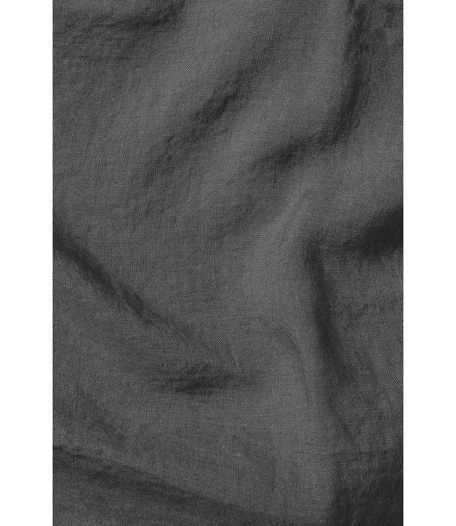 Pillow case linen - real grey