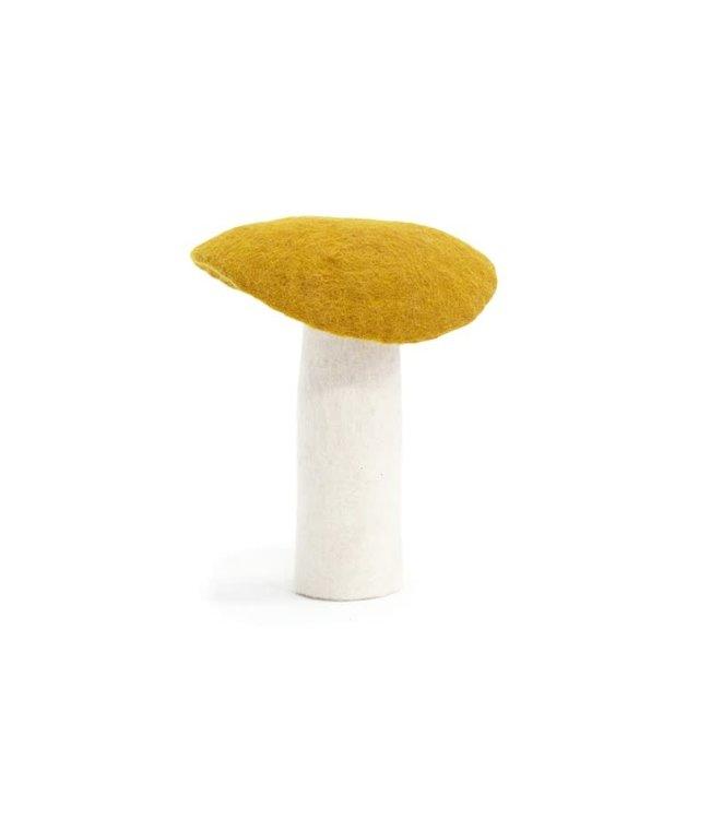 Mushroom - yellow