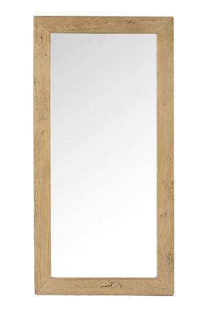 Spiegel olmhout - 100 x 200cm