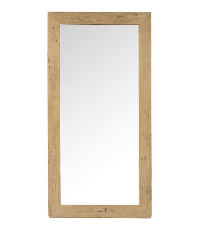 Mirror elm wood - 100 x 200cm