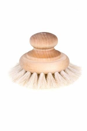 Iris Hantverk Bath brush with knob