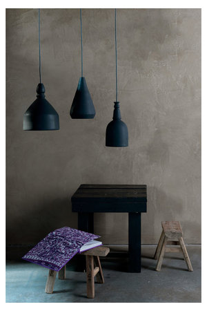 The Gentle Factory Keramiek hanglamp - zwart