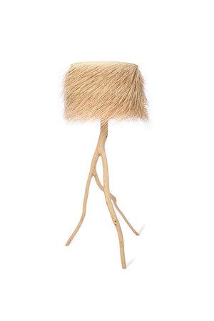 Rock The Kasbah Palm standing light 'Tak' - natural