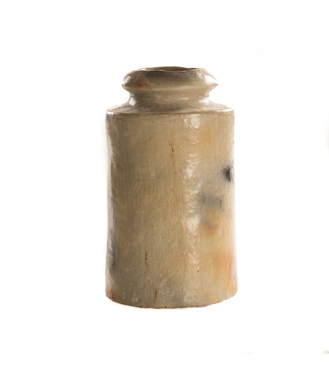 Medium sized vase natural terracotta