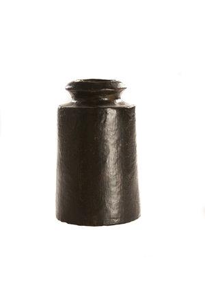 """Vaas terracotta """"Pot Moyen Noir"""""""