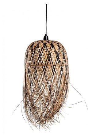Caravane 'Mademoiselle Pho' bamboe hanglamp
