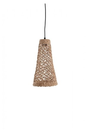 Caravane Handknotted banana fibre suspension 'Balbi'